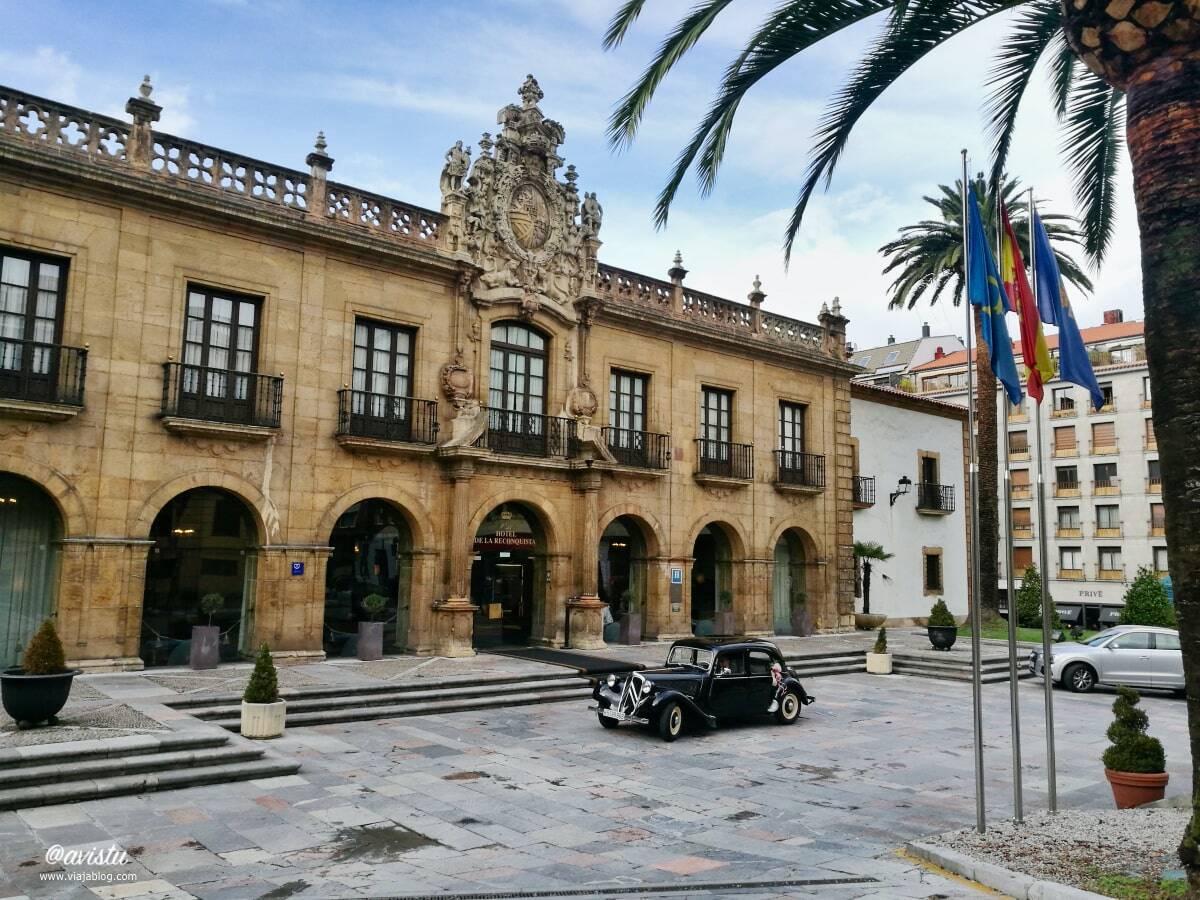 Hotel de la Reconquista, Oviedo, Asturias