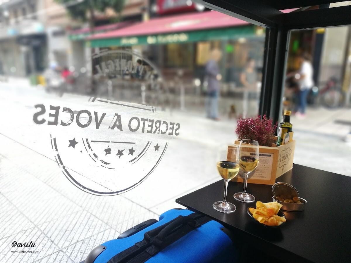 Restaurante Secreto a Voces, Oviedo. Asturias
