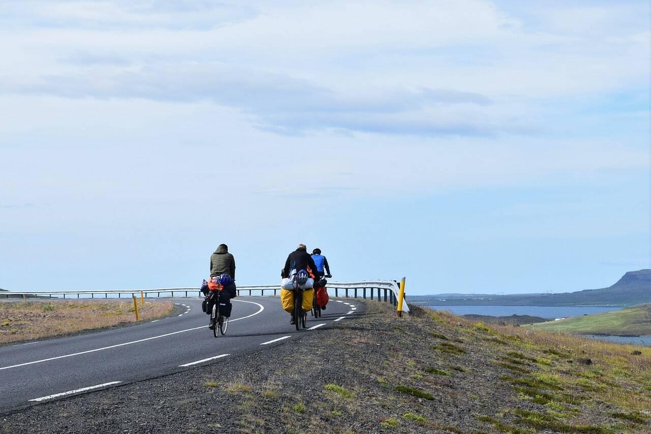 Camino de Santiago en bicicleta por la costa