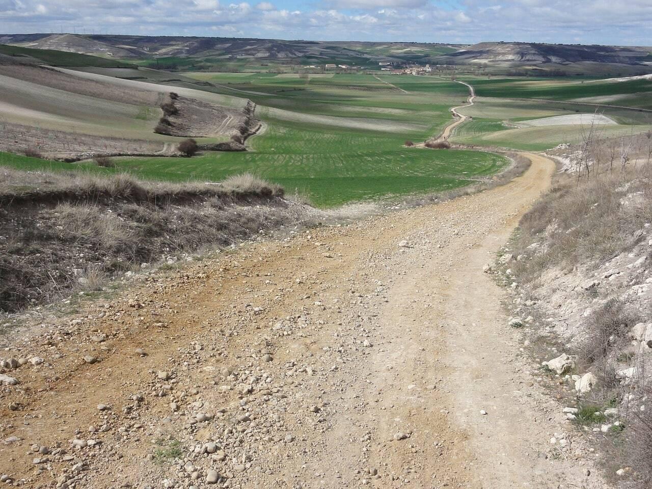 hacer el Camino de Santiago a pie