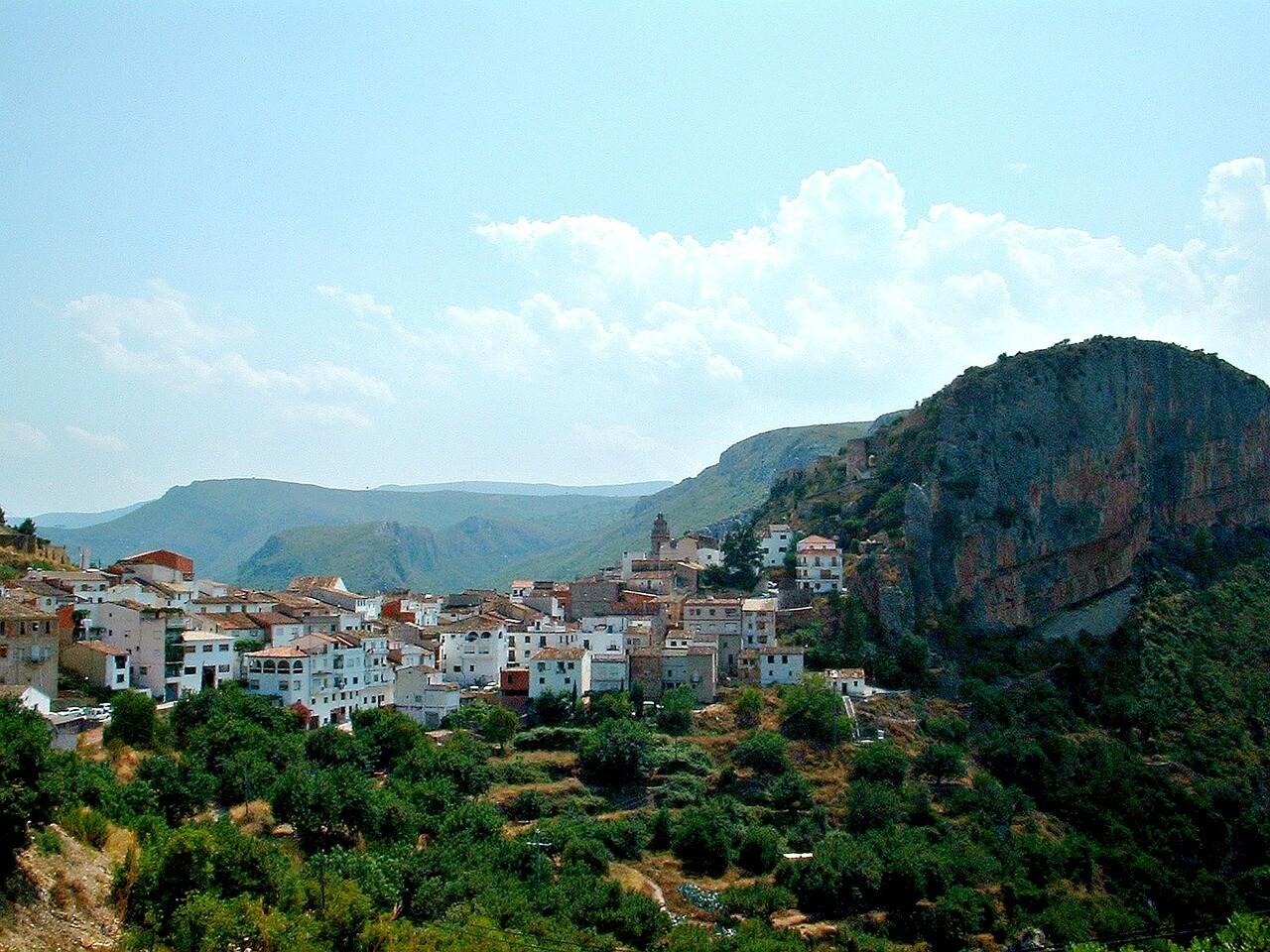 mejores lugares rurales de valencia