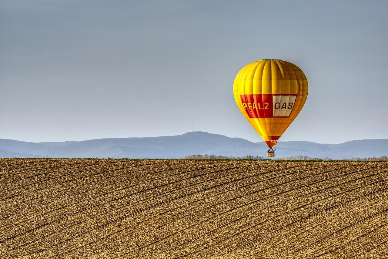 montar en globo en España