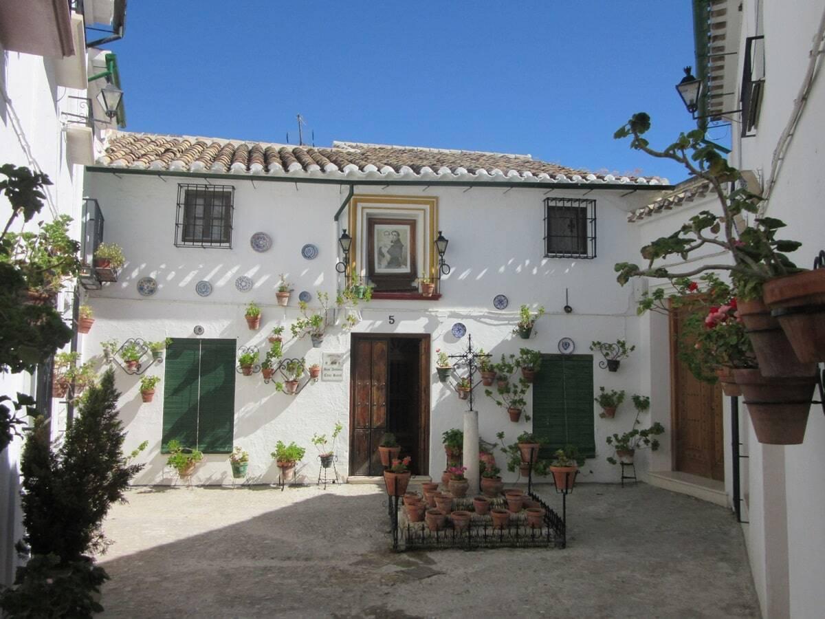 mejores alojamientos rurales de Córdoba