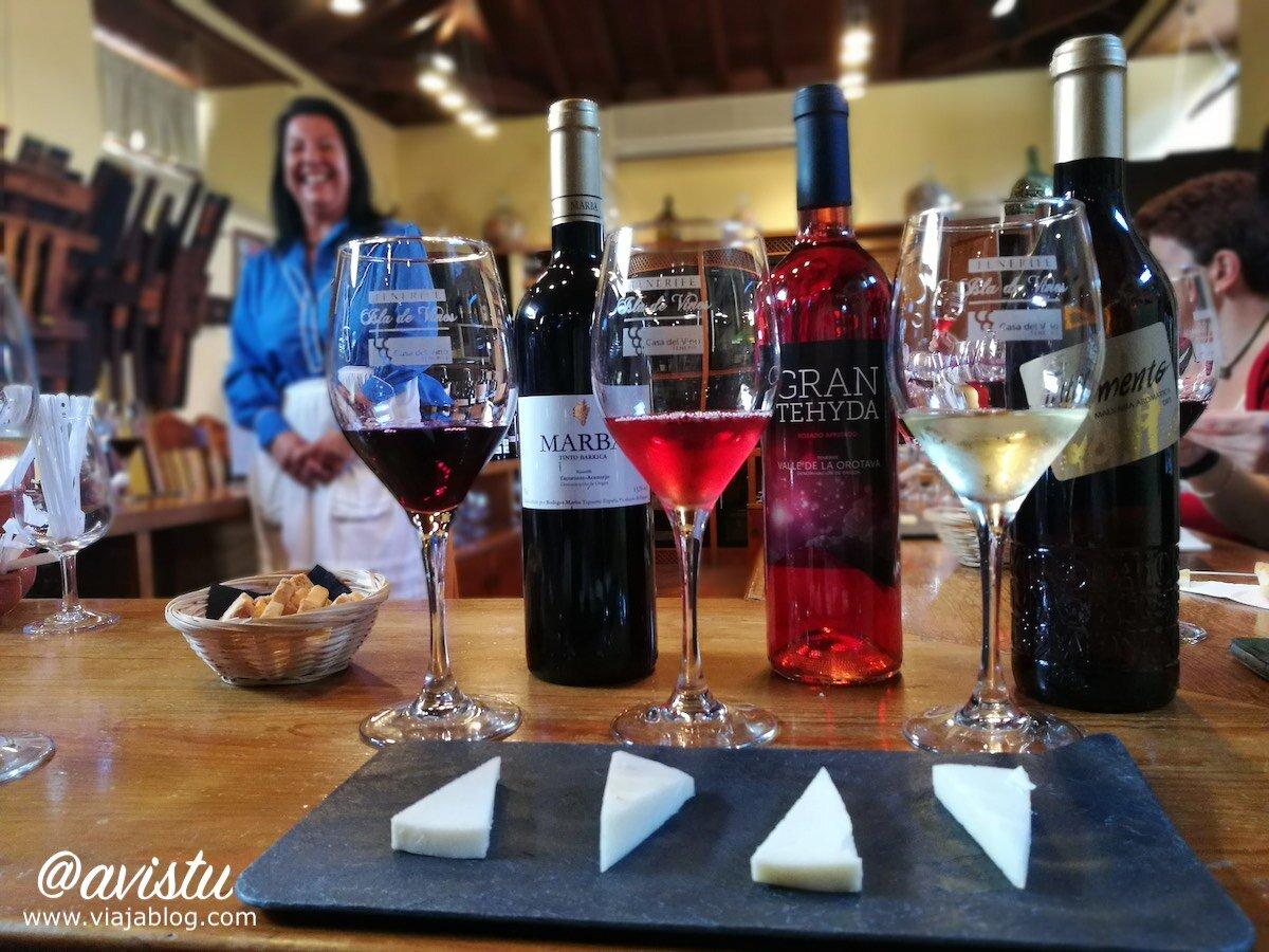 Casa del Vino, Tenerife