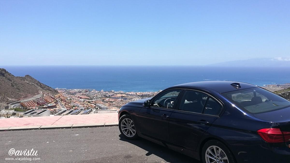 Coche de alquiler en Tenerife