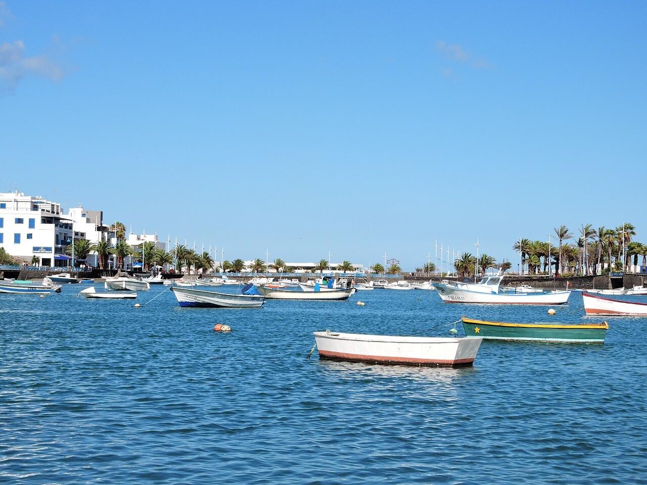 donde alojarse en Lanzarote Arrecife