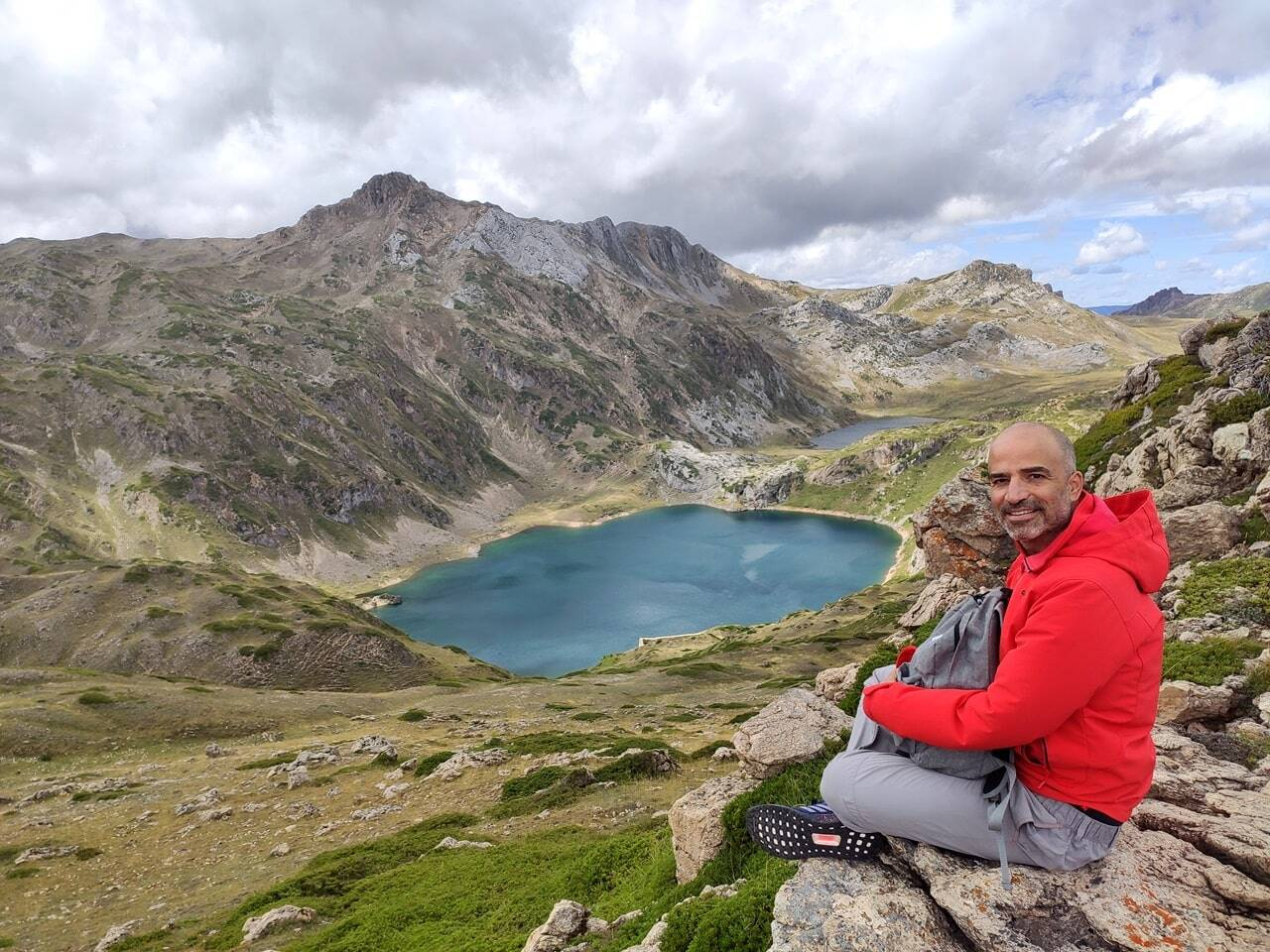 Ruta lagos de Saliencia