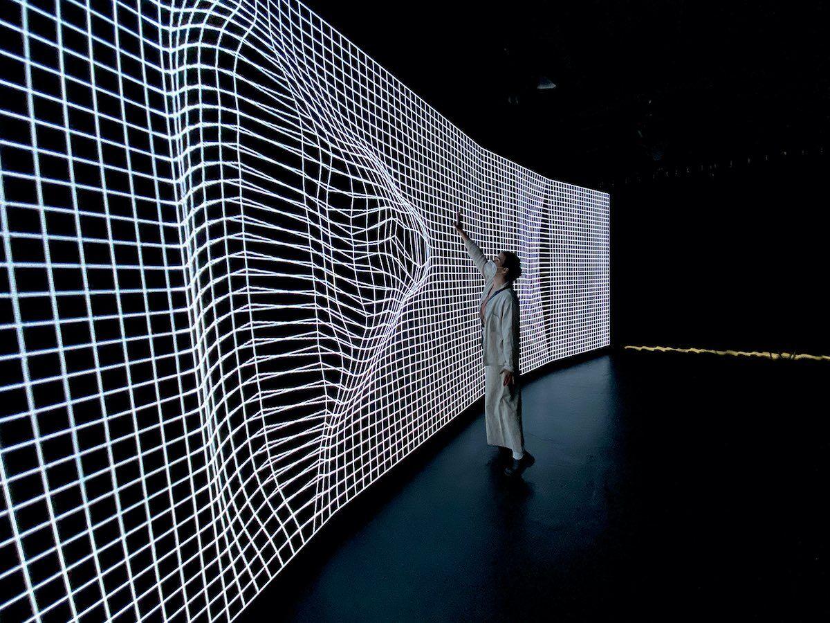 07.-Taller de Ideas_Instalaciones inmersivas en pantalla curva (imagen y vídeo) / 07-09_Mayo_Vitamin_Studio [Foto: Festival MMMAD]