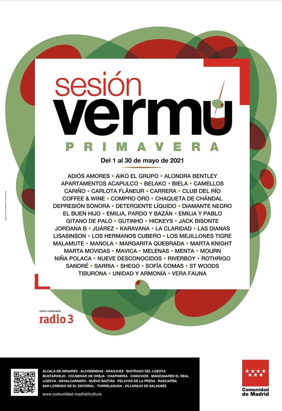 Sesion Vermut, Primavera 2021