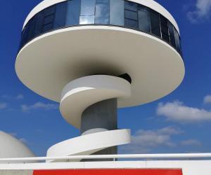 Torre Mirador del Centro Niemeyer