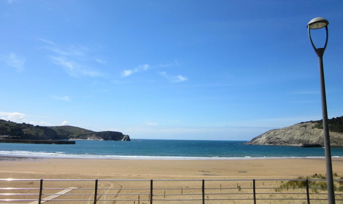 Playa de Gorliz País Vasco