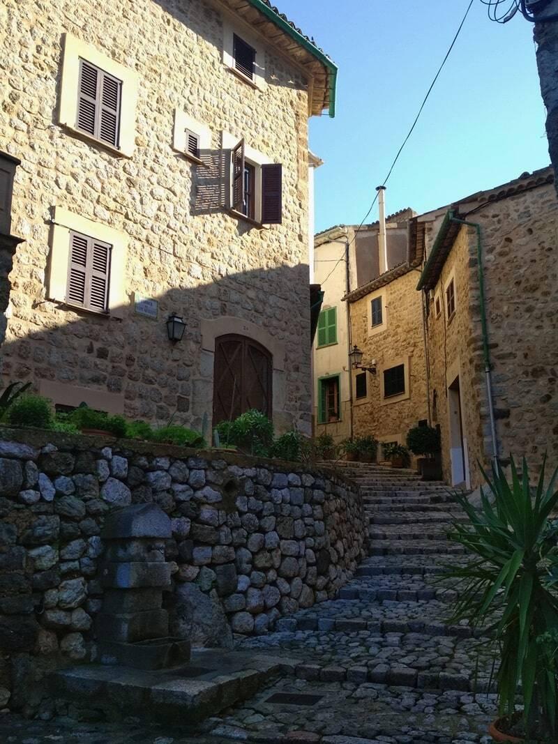 Biniaraix Mallorca