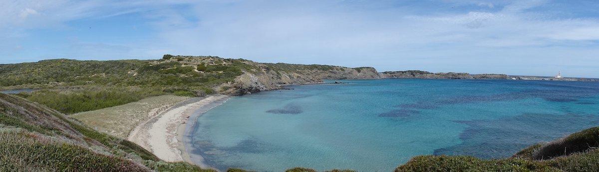 Cala Tortuga, Menorca