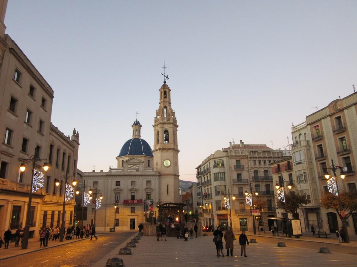 Alcoy Alicante