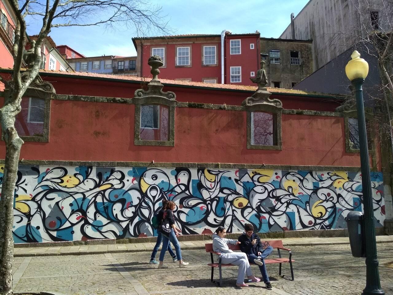 Murales de Oporto