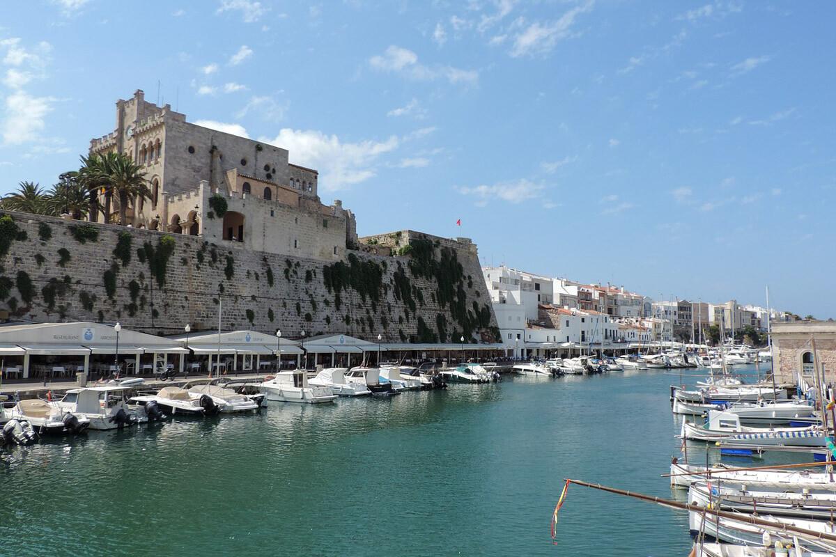 Ciutadella donde dormir en Menorca