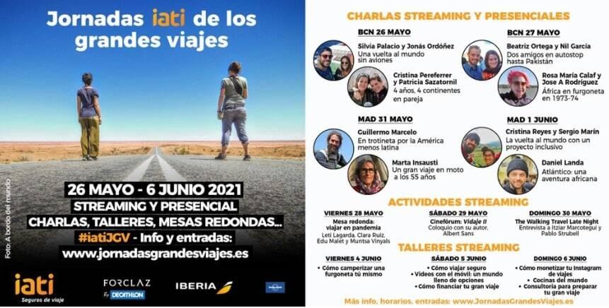 cartel jornadas IATI 2021