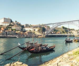 crucero de los seis puentes oporto