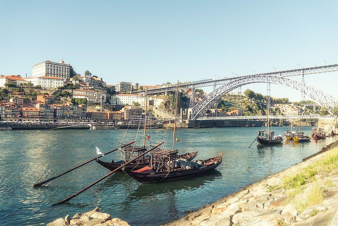 crucero de los seis puentes oporto que ver en Oporto