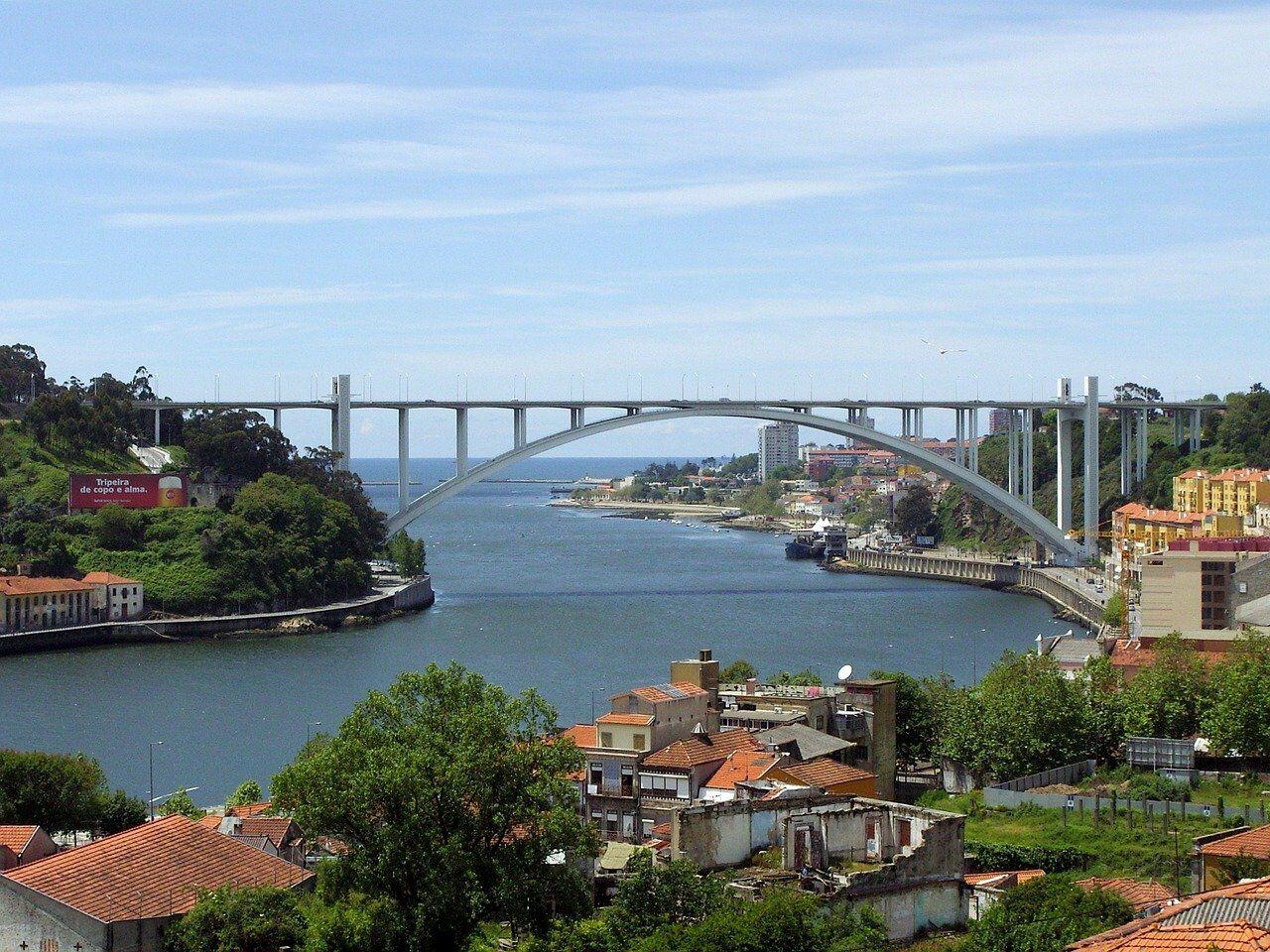 Puente Arrábida Oporto