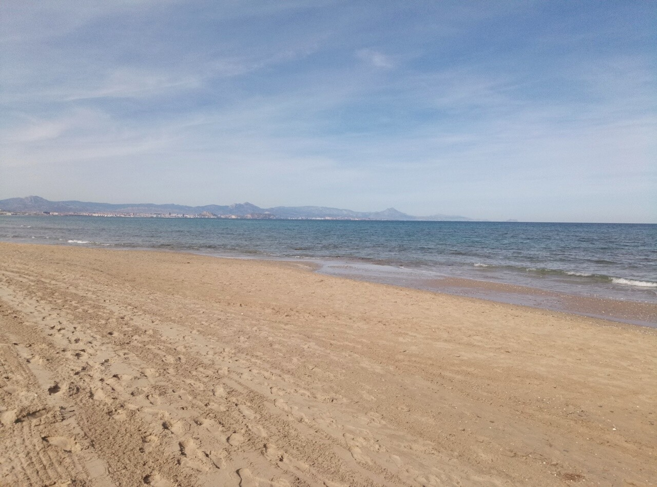 Playa Urbanova Alicante