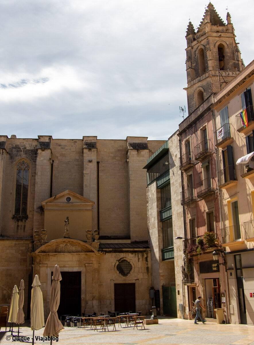que ver en Reus Sant Pere
