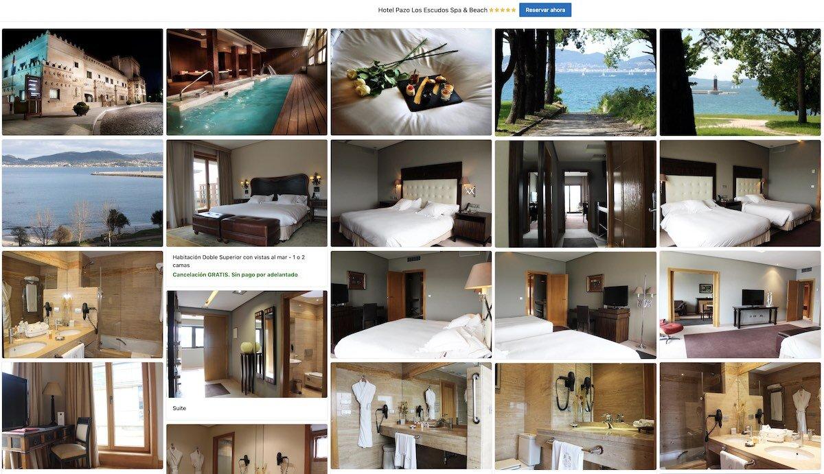 Hotel Pazo Los Escudos Spa & Beach, Galicia