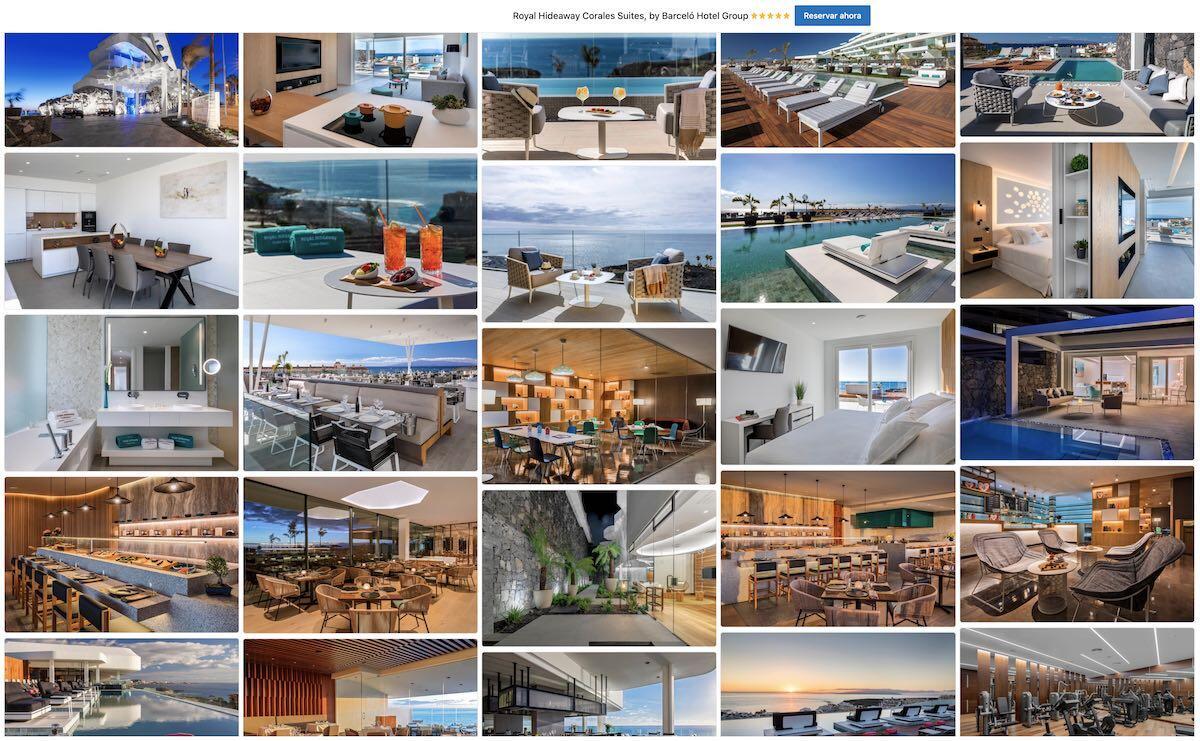 Royal Hideaway Corales Suites