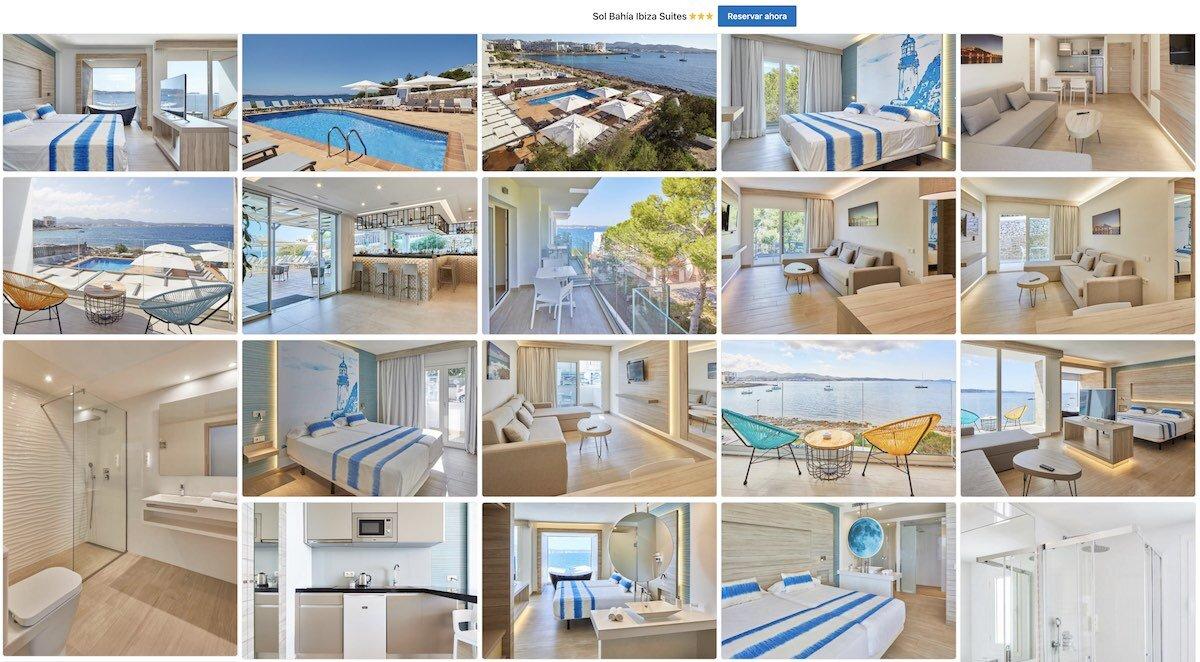 Sol Bahía Ibiza Suites, San Antonio, Ibiza