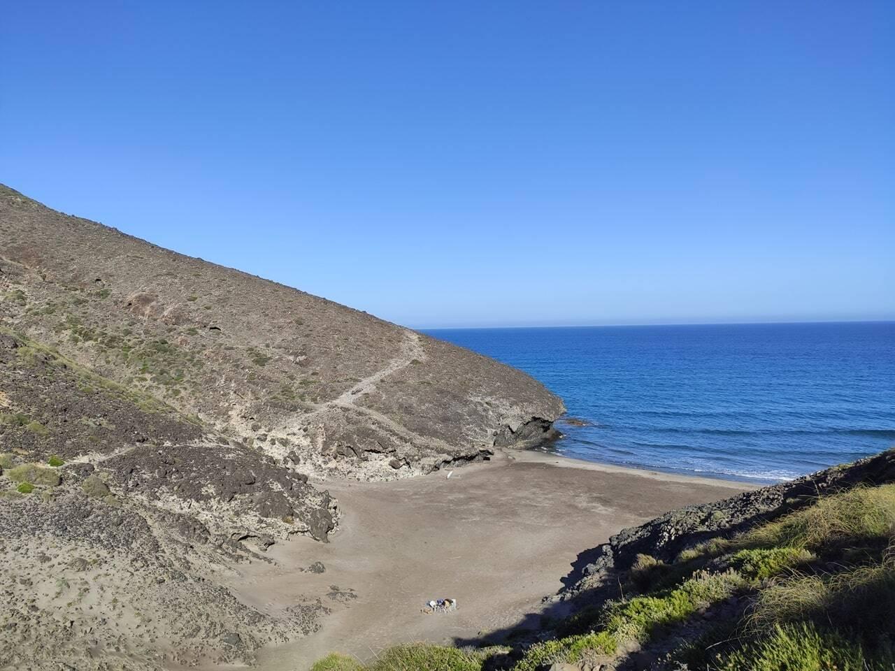 mejores playas del Cabo de Gata Cala Príncipe