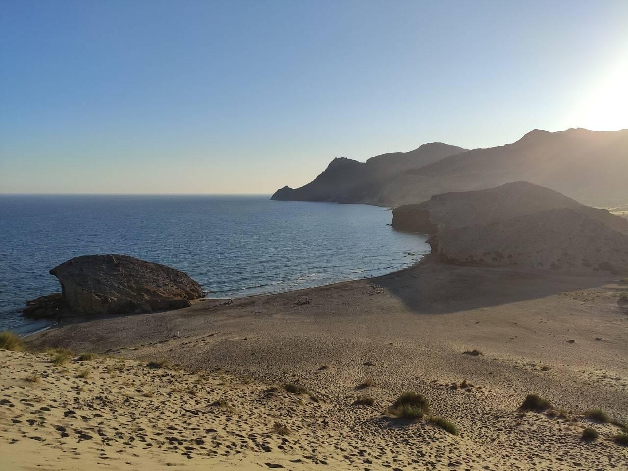 playa de monsul Cabo de gata