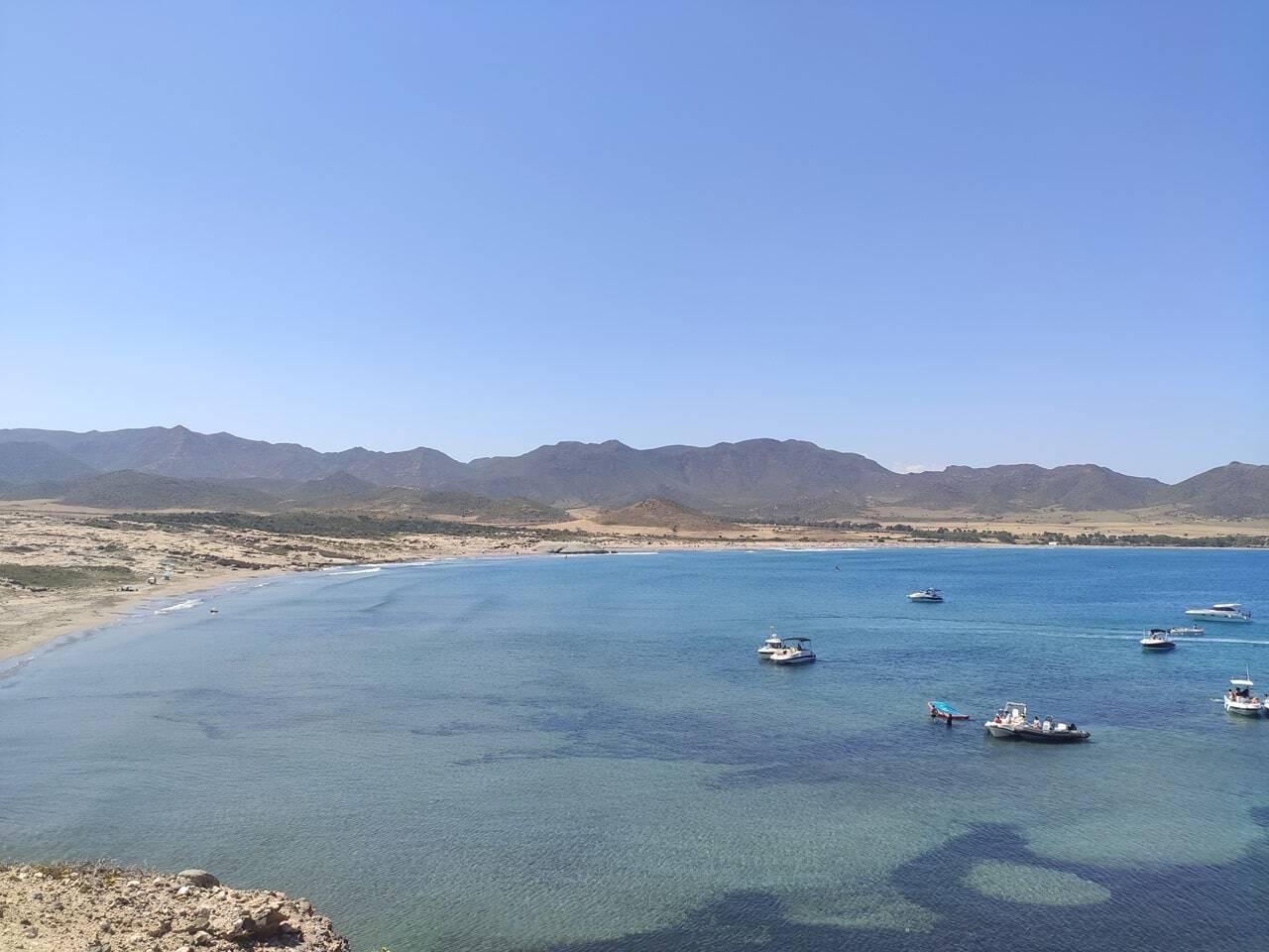 Los Genoveses. Cabo de Gata