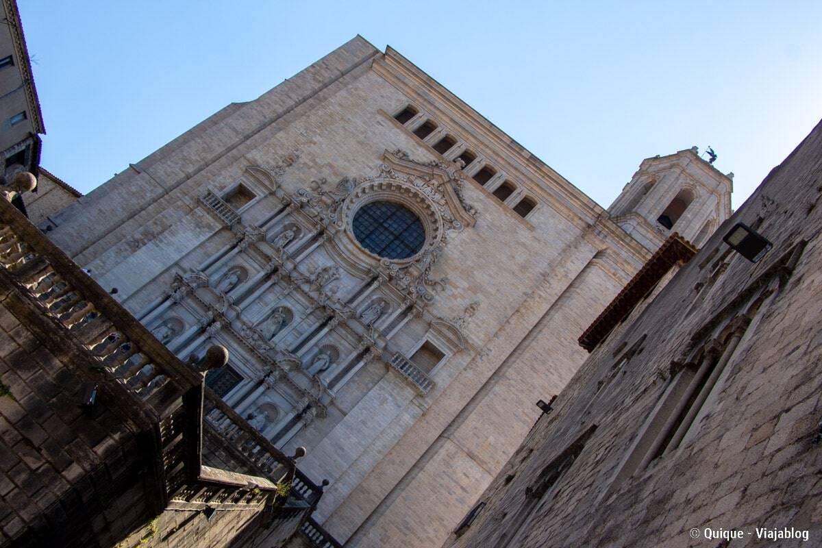 que hacer gratis Girona Catedral