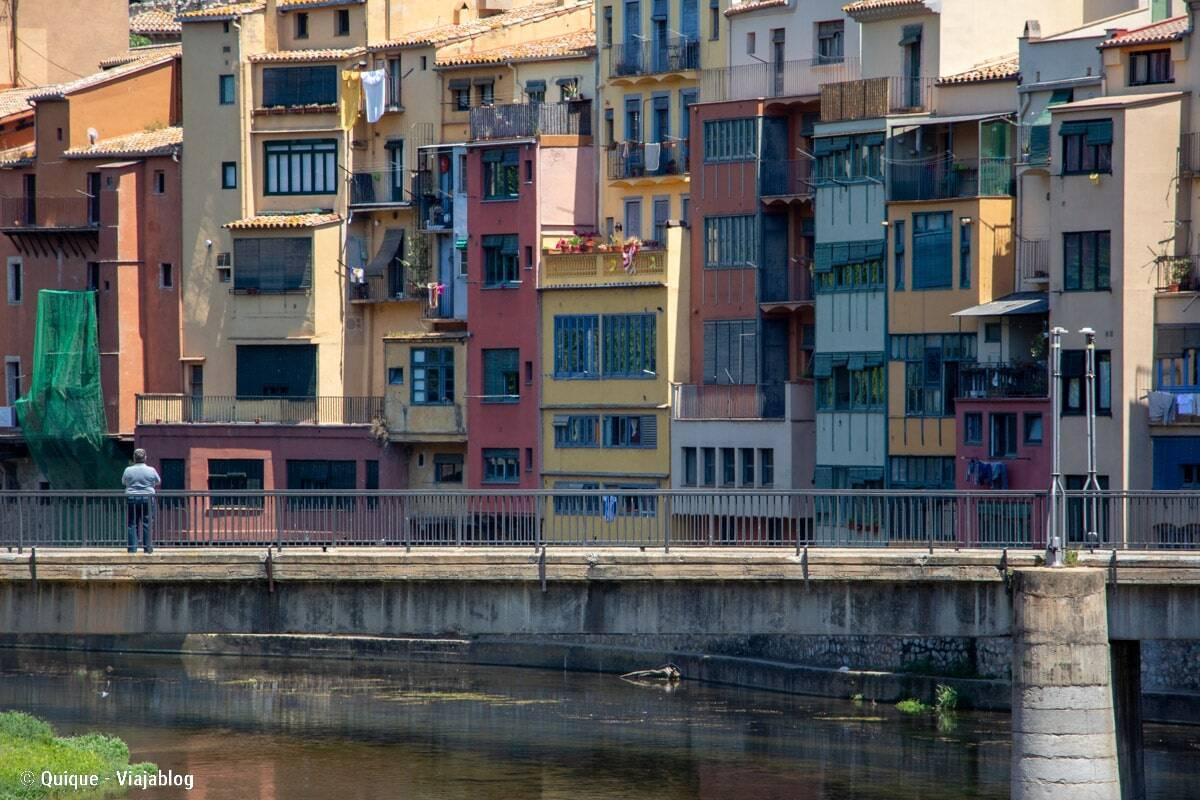 casas rio Onyar Girona