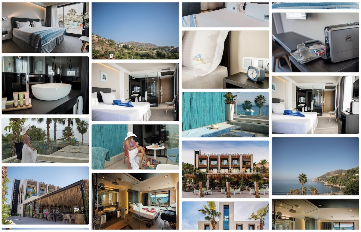 Hotel Boutique Peña Parda, La Herradura, Almuñecar, Costa Tropical