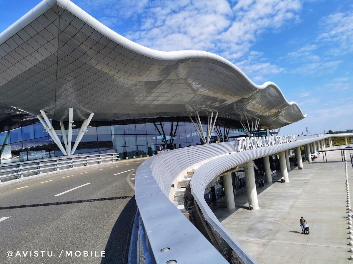 Aeropuerto de Zagreb en Croacia