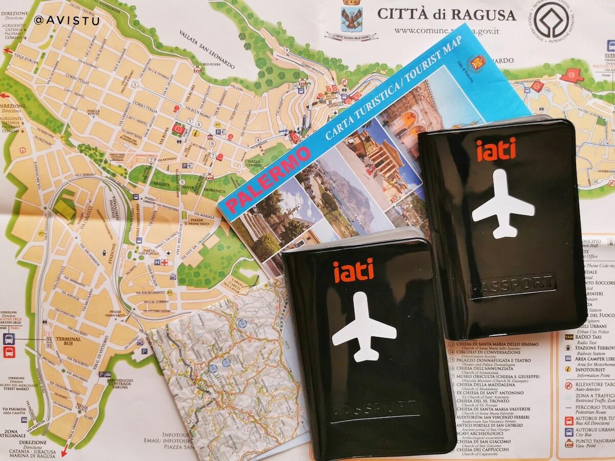 Con IATI seguros viajamos por Sicilia