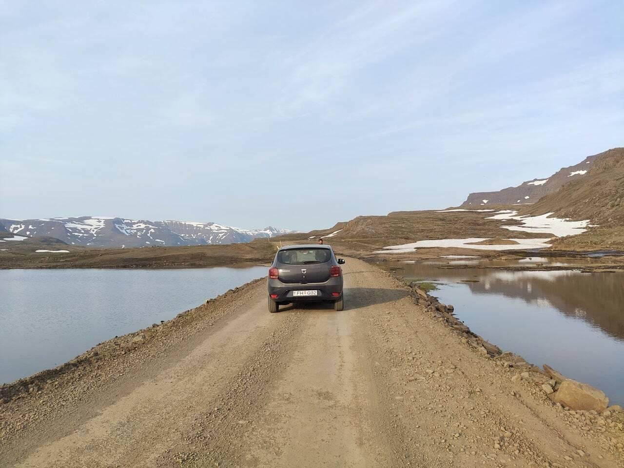 consejos para hacer una ruta en coche por Islandia